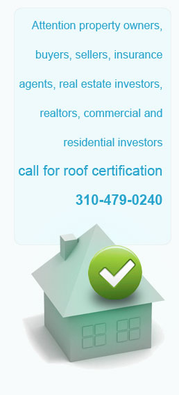 Roof Certification Amp 5 Year Roof Certification Quot Quot Sc Quot 1 Quot St